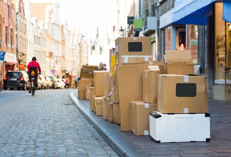 colectare deșeuri Oradea
