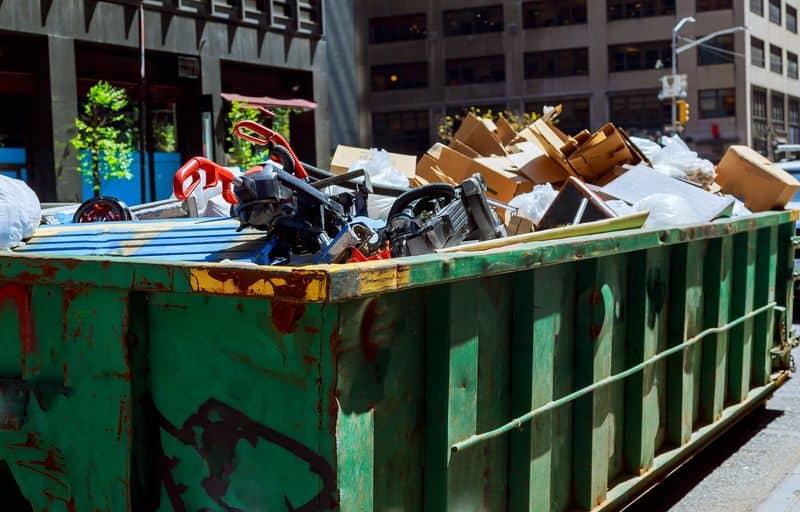 Containere stocare deșeuri Oradea